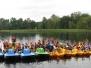 Obóz sportowy Pszczew 2012