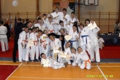 Puchar Pomorza w Karate Kyokushin - Drawsko Pomorskie 2009