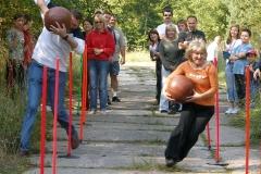 Ognisko klubowe - Październik 2005