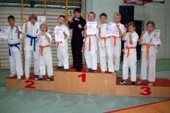 IX Otwarte Mistrzostwa Szczecinka Dzieci 2009