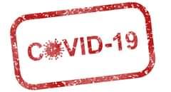 "Obraz może zawierać: tekst ""VID-19"""
